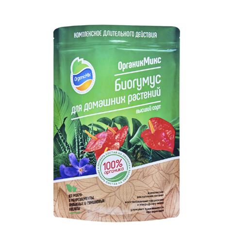 Органик Микс Биогумус для домашних растений 1,5л