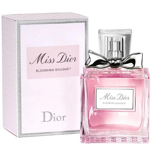 Christian Dior: Miss Dior Blooming Bouquet женская туалетная вода edt, 50мл