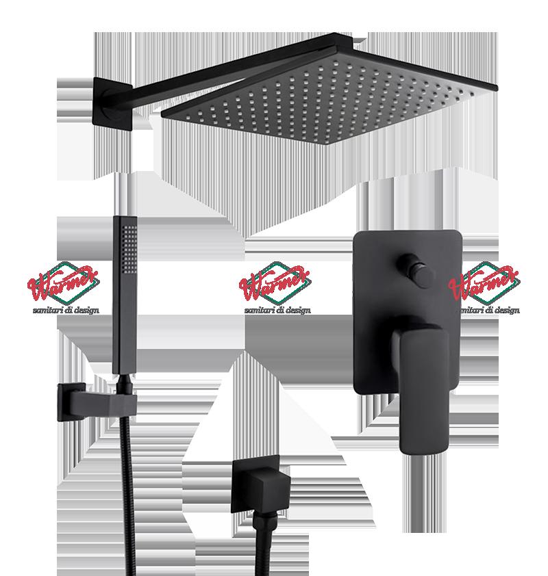 Душевая программа Душевой набор Warmer Black Line FL Cube 30039005-10D BL709-12.png