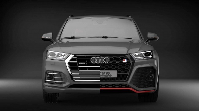 Caractere Exclusive body kit for AUDI R Q5 (80A)