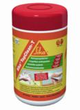 SikaTopClean-T (50 шт) очищающие салфетки (Швейцария)