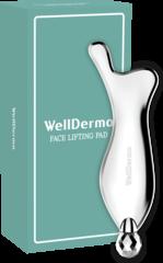 Механический массажёр для лица WELLDERMA Face Lifting Pad
