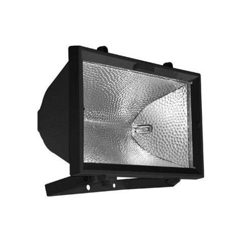 Прожектор уличный чёрный MQ
