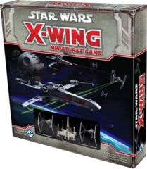 Star Wars X-Wing: Miniatures Game