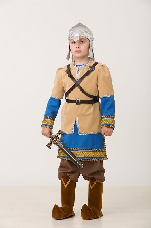 Детский карнавальный костюм Алёша Попович