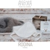 Пряжа ANGORA From The Farmer (natural) Rodina Yarns