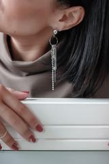 Моносерга с кольцом и цепочками  оптом и в розницу