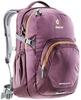 Картинка рюкзак школьный Deuter Graduate Aubergine-Lion - 1
