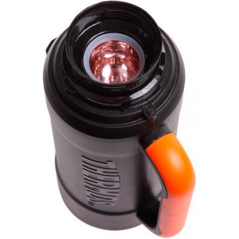 Термос Thermos Champion (1 литр) стеклянная колба, черный