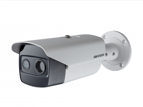 IP камера с тепловизионным модулем Hikvision DS-2TD2615-10