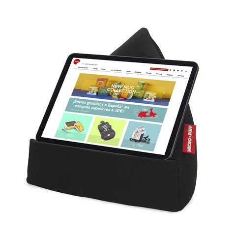 Подставка для планшета и смартфона Micro Puff черная