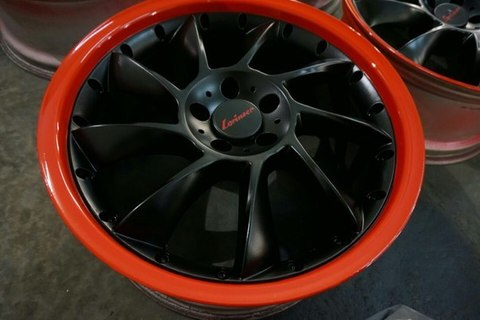 Покраска колесных дисков (4 шт.)
