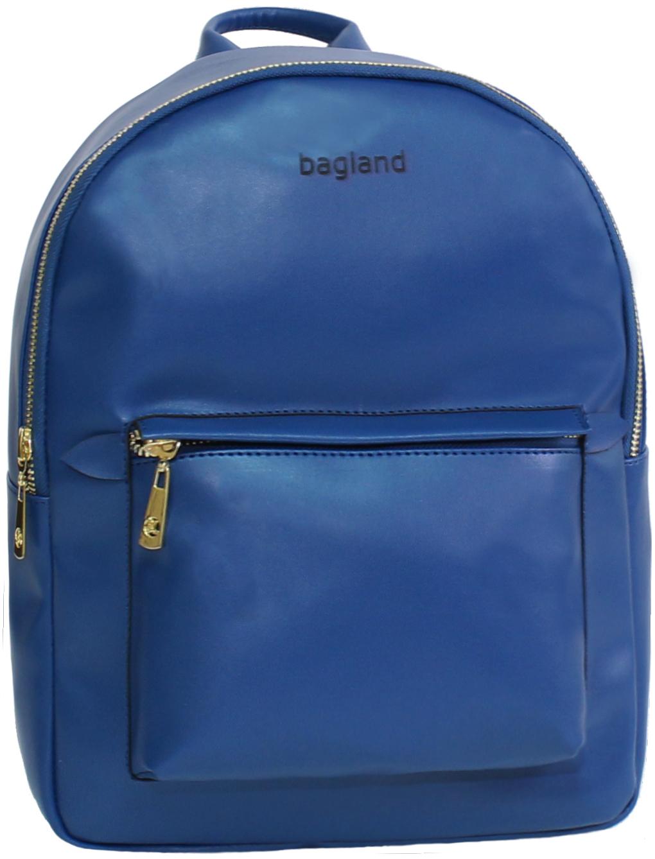 Женские рюкзаки Рюкзак Bagland Linda 6 л. Синий (0014096) IMG_8886.JPG