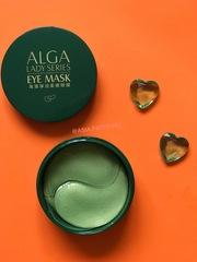 Гидрогелевые патчи для области вокруг глаз с экстрактом морских водорослей Images Lady Series Alga Eye Mask 60 шт