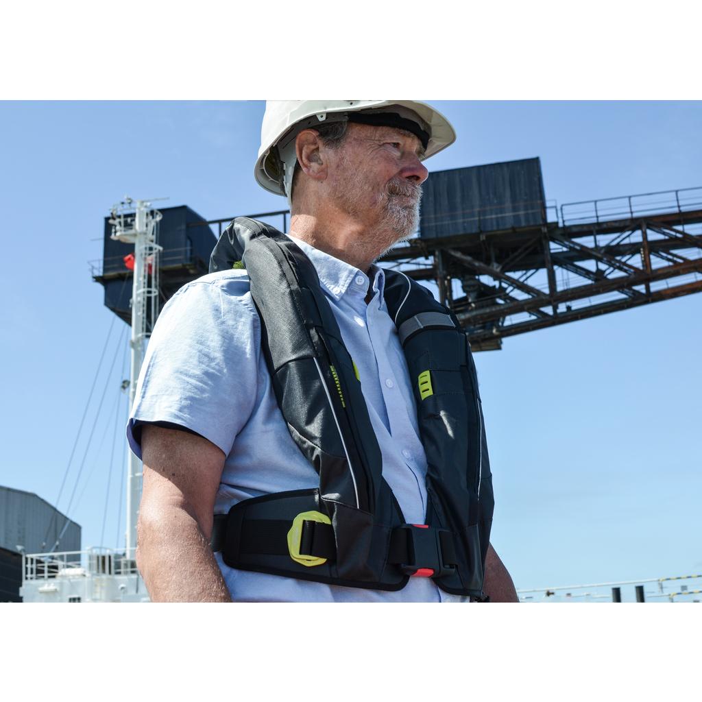 Duro Solas 275N inflatable lifejacket