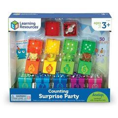 Развивающая игрушка Подарочки с сюрпризом Learning Resources, арт. LER6803