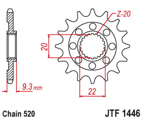 JTF1446