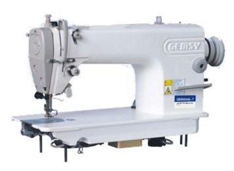 Одноигольная прямострочная швейная машина Gemsy GEM 8900 B | Soliy.com.ua