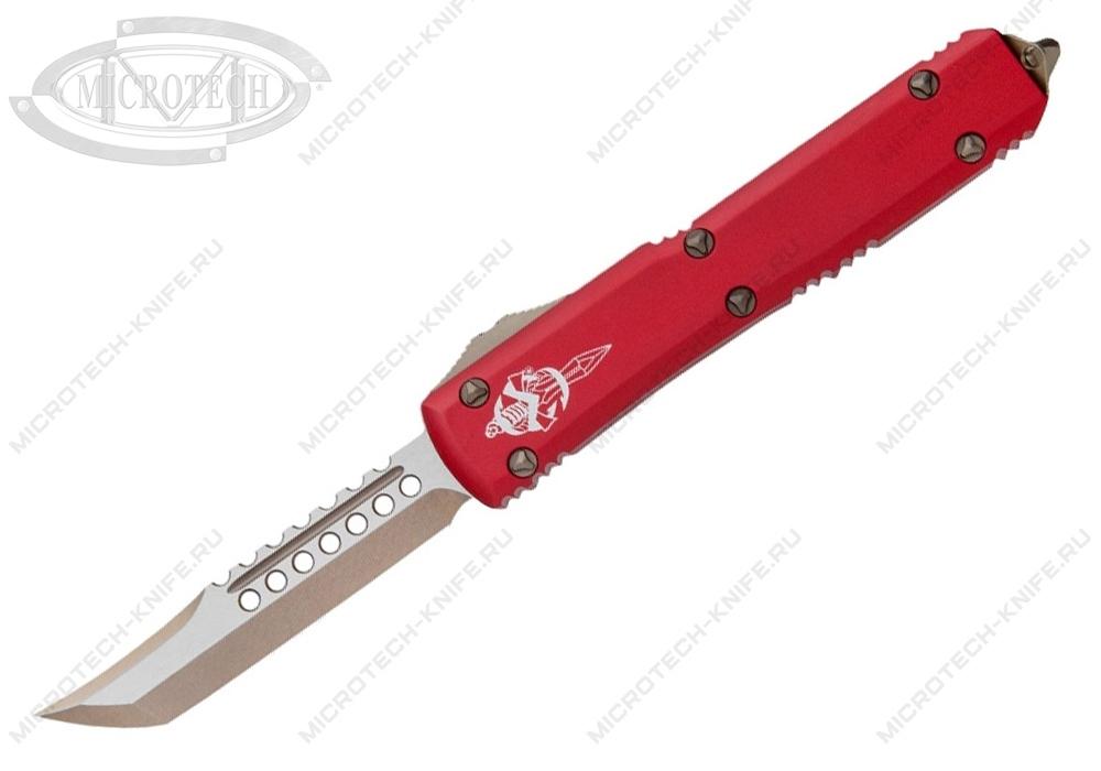 Нож Microtech Ultratech Hellhound 119-13RD - фотография