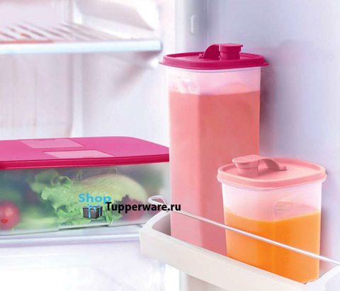 Контейнер универсал 1л, 2л и система холодильник 1,5л