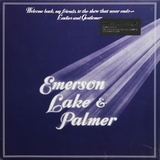 Emerson, Lake & Palmer / Welcome Back My Friends To The Show That Never Ends - Ladies And Gentlemen (3LP)