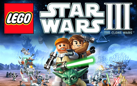LEGO Star Wars III : The Clone Wars (для ПК, цифровой ключ)