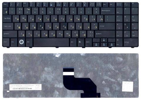 Клавиатура для ноутбука  MSI CR640, CX640, CX640DX, V128862AS1, V128862BS2, OKNO-XV6RU01, DNS 0150991, 0154744
