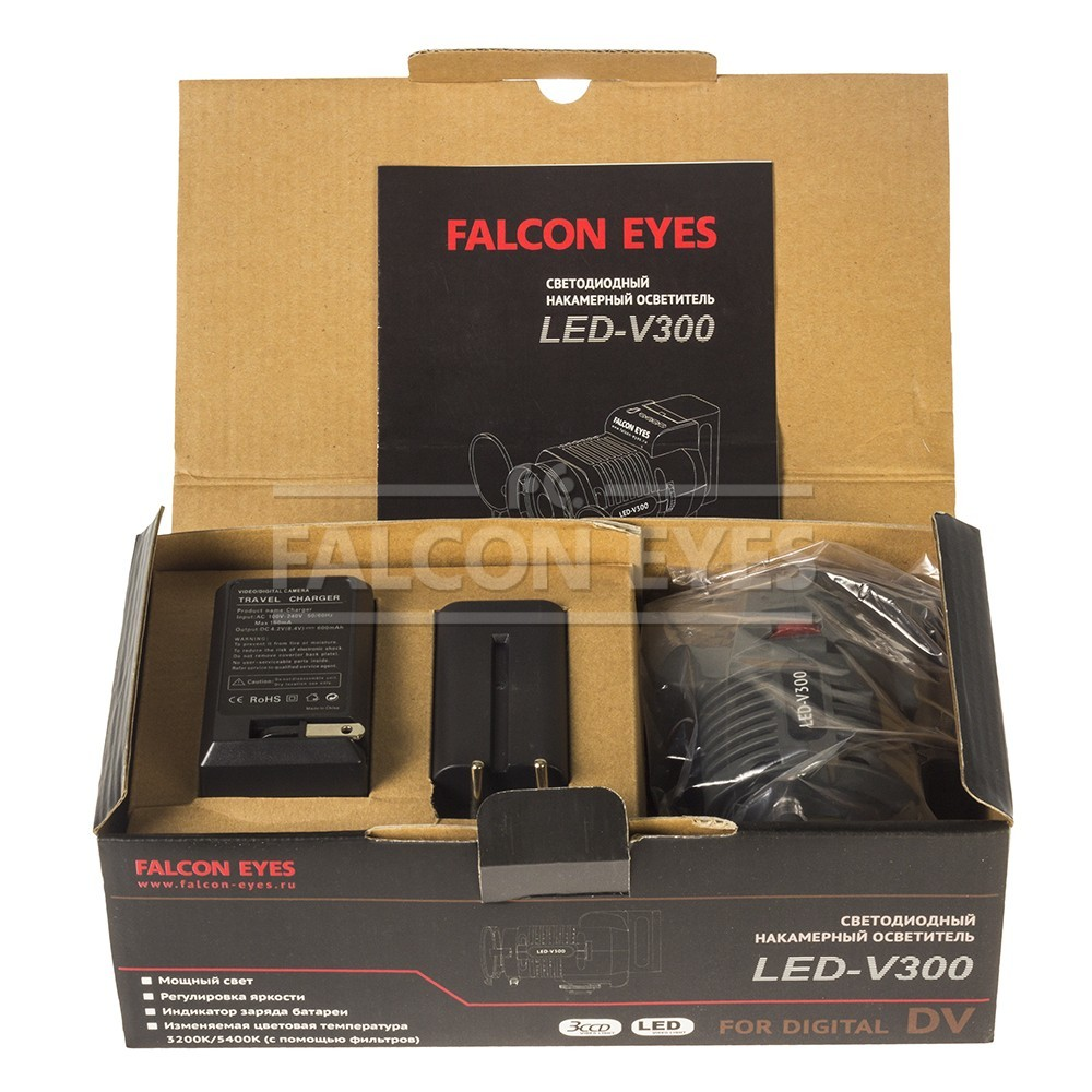 Falcon Eyes LED-V300