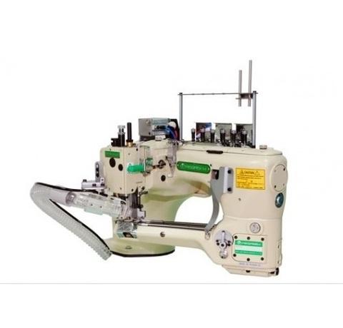 Плоскошовная шестиниточная распошивальная машина MJ62D-460-01/DSV/AT/AW/TK1 | Soliy.com.ua