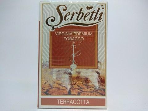 Табак для кальяна SERBETLI Terracotta 50gr