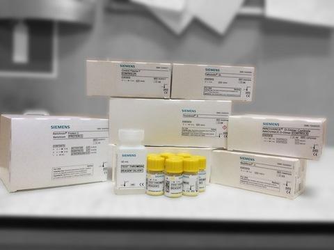 10445721/B4233-27 Дейд Тромбин реагент (Dade Thrombin Reagent), 10х5 мл - Siemens Healthcare Diagnostics Products GmbH, Германия
