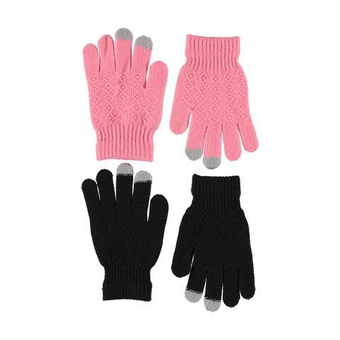 MOLO Kyra перчатки демисезонные для девочки (в комплекте 2 пары)