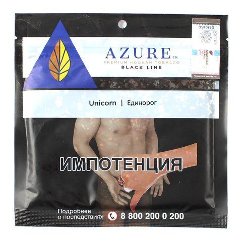 Табак для кальяна Azure Black Line Unicorn 100 гр