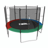 Батут UNIX line Simple 8 ft Color (inside)  - 2,44 м