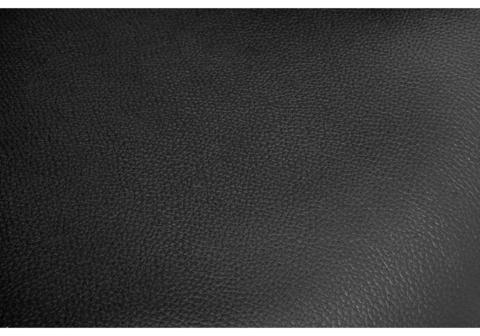 Барный стул Oazis черный 51*51*80 Черный кожзам /Хромированный металл каркас