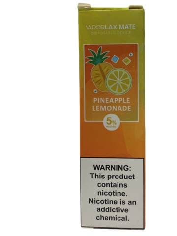 Vaporlax Mate (800 затяжек) Pineapple Lemonade