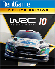 WRC 10 Deluxe Edition