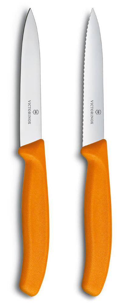 Набор Victorinox Swiss Classic, оранжевый (6.7796.L9B)