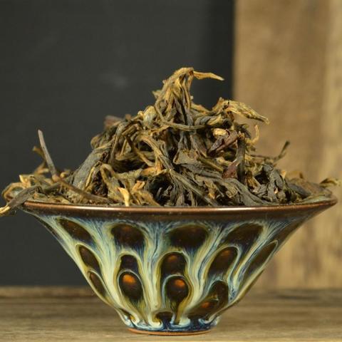 Шай Хун Б, Красный чай
