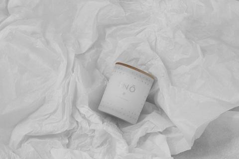 Свеча ароматическая SNÖ с крышкой, 200 г