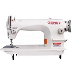 Фото: Одноигольная прямострочная швейная машина Gemsy GEM 8900