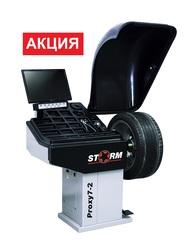 Балансировочный станок СТОРМ Proxy 7-2