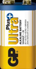 Батарейки GP 1604AUP-U1 Ultra alkaline 6LF22, крона, 9V, блистер