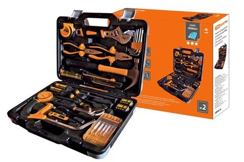 Набор инструментов универсальный №2, 21 позиция, CR-V сталь