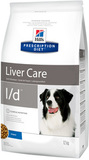 Hill's Prescription Diet L/D Liver Care Сухой корм для собак диета для лечение заболеваний печени 12 кг. (8669)