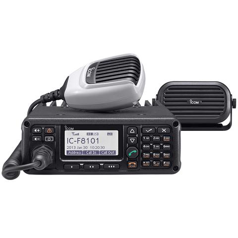 КВ радиостанция Icom IC-F8101 #41