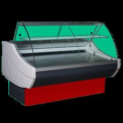 Холодильная витрина SIGMA BASIC 2500M (25200х1090х1230, 9,44 кВт.ч./сут)  °С+1...+8