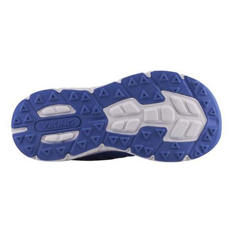 Детские кроссовки Viking Holmen Dark Blue/Blue