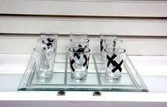 Алкогольная игра Пьяные крестики-нолики, маленькая, фото 3