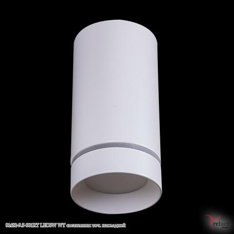 81482-9.5-001RT LED5W WT светильник точ. накладной